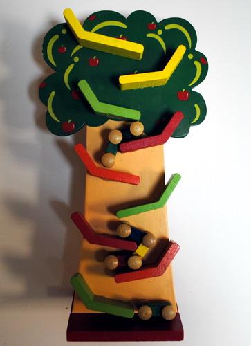 Серпантин Дерево с машинками /20990/РТ