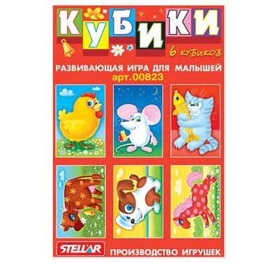 Кубики - картинки №23/02359/Стеллар
