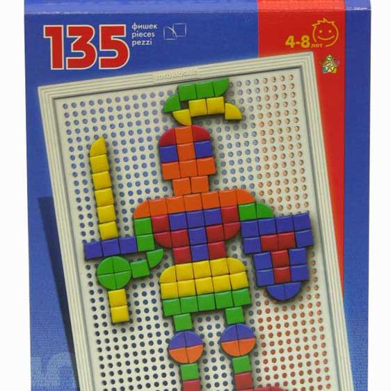 Мозаика 135 эл./02578/РуСт