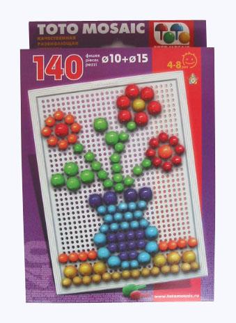 Мозаика 140 эл./02093/РуСт