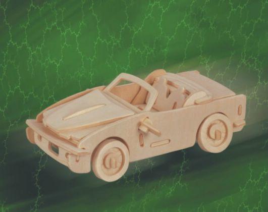 Авто БМW малый /01295/ Wooden Toy