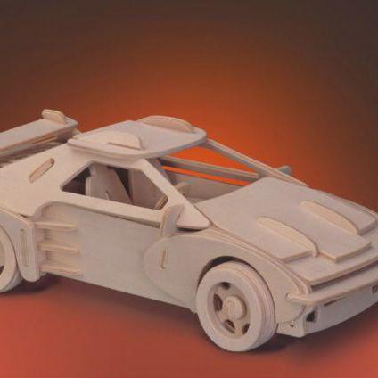 Авто Феррари/01290/ Wooden Toy