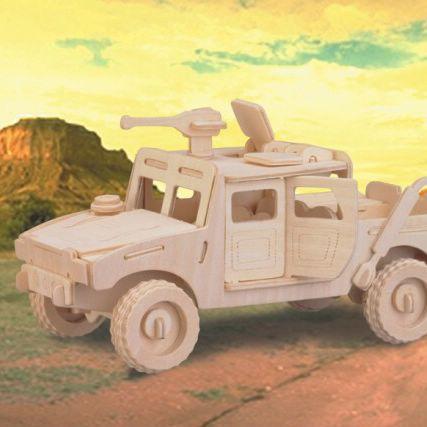 Авто Хамер/01313/ Wooden Toy