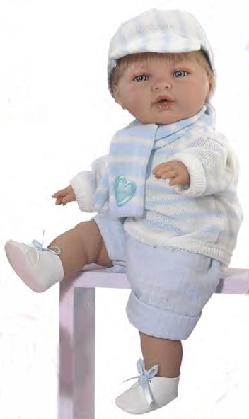 Кукла Джо/29904/Rauber Munecas