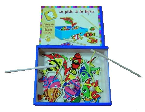 Игра Рыбалка в коробке/1597/РТ