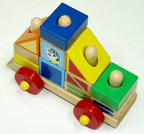 Конструктор грузовик/30901/ РТ