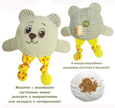 Игрушка доктор Крошка Мишка /27145/ Мякиши