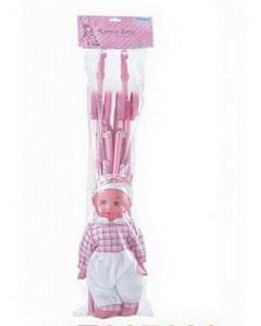 Коляска для кукол размер 33.5х24.5х52 см/31682/ РТ