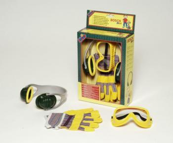 Bosсh очки, перчатки, наушники /21319/Klein