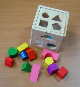 Куб логический /01580/РТ