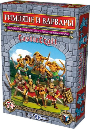 CastleCraft Римиляне и Варвары  /27888/ Технолог