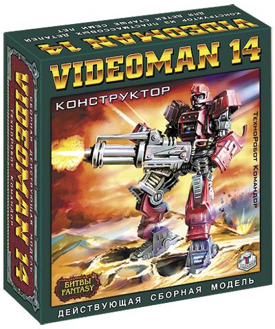 Видеоман 14 Техноробот