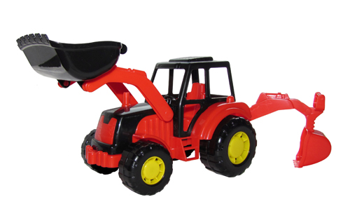 Мастер, трактор-экскаватор/ 33433/ Полесье