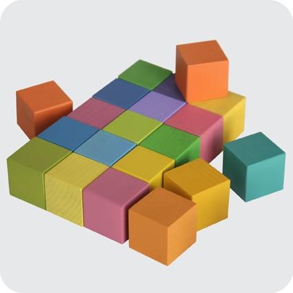 Волшебные кубики/16948/ Фабрика игры