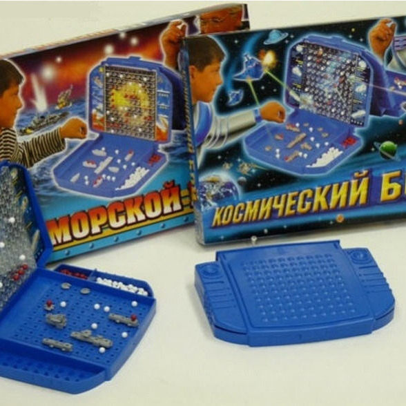 Космический бой /23860/ Биплан