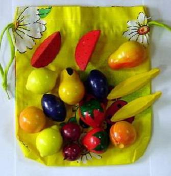 Волшебный мешочек фрукты-ягоды/01020/РНТойс