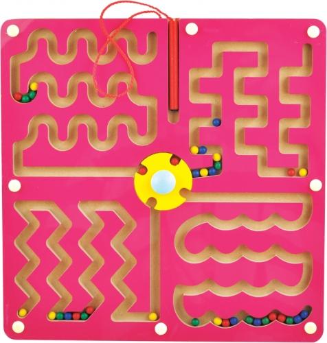 Лабиринт с шариками Змейка /33656/МДИ