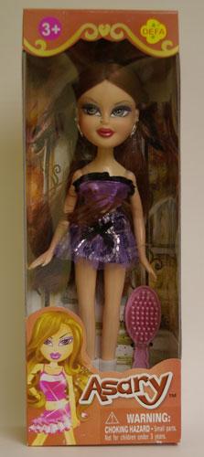Кукла с аксессуарами Дефа