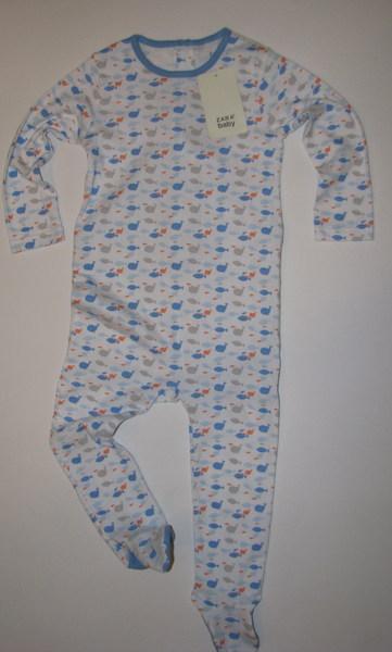 Детская пижама (слип) Zara