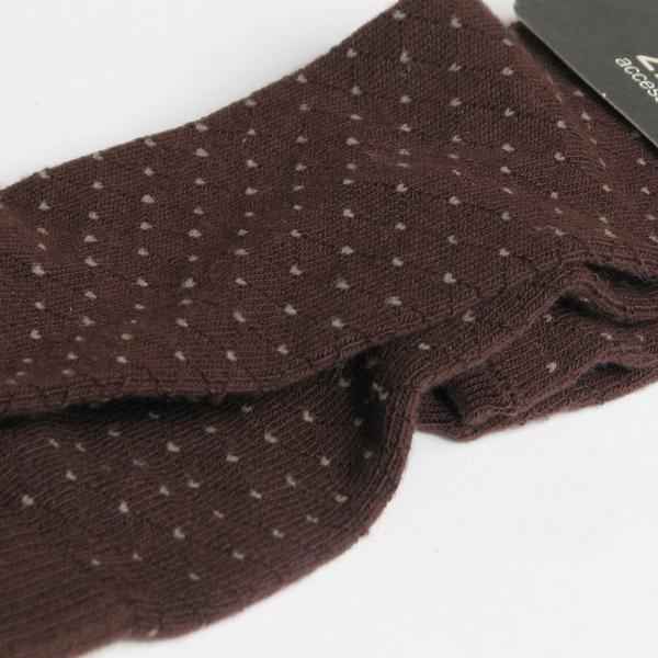 Гольфы коричневые, Zara