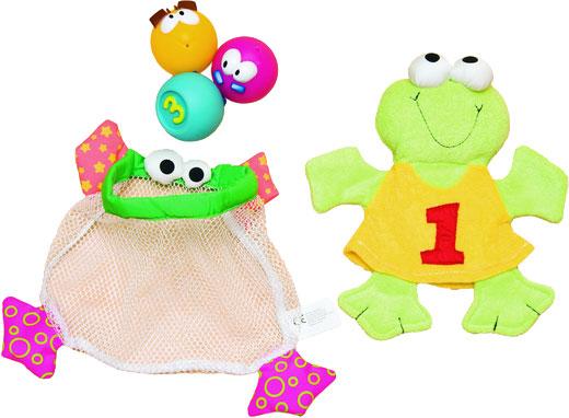 Набор для ванной Капитошки / BabyBaby