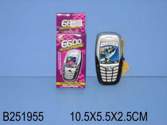 Телефон сотовый 6600