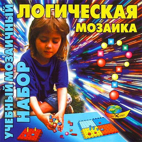 Логическая мозаика/00423/Корвет