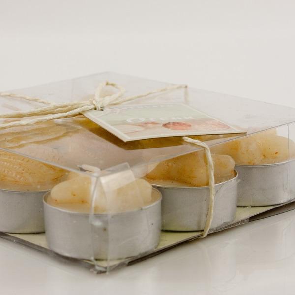Свечи ароматические в коробке