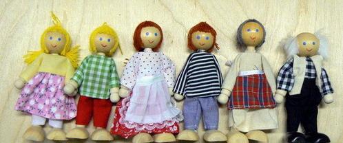 Семейка (деревянные куколки)/РТ