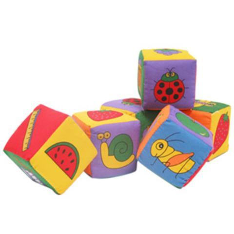 Мягкие кубики /Lubby