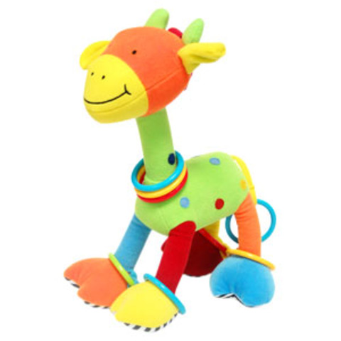 Жираф с кольцами /Lubby