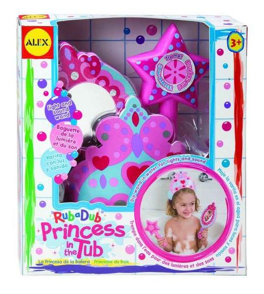Набор для ванны Принцесса / Alex