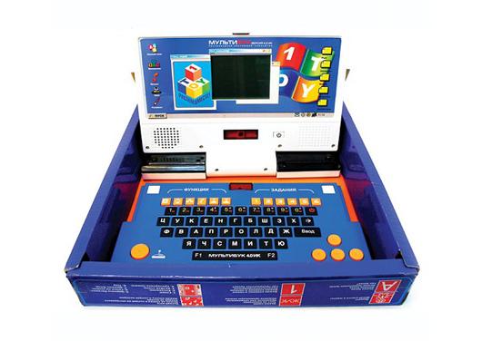 Мультибук 4.0 ИК/17798/1 Toy