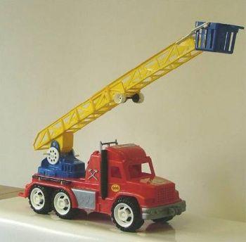 Магнум, автомобиль пожарный /25466/Полесье