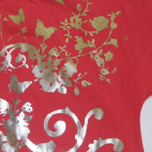 Фуфайка с золотыми бабочками,  Zara