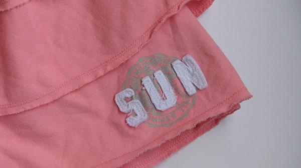 Юбка, р.140, розовая, Zara