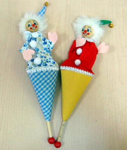 Петрушка (деревянная куколка)/РТ