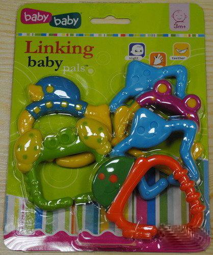 Игрушка-цепочка Животные / BabyBaby