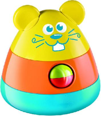 Неваляшка-сортер Мышь / BabyBaby