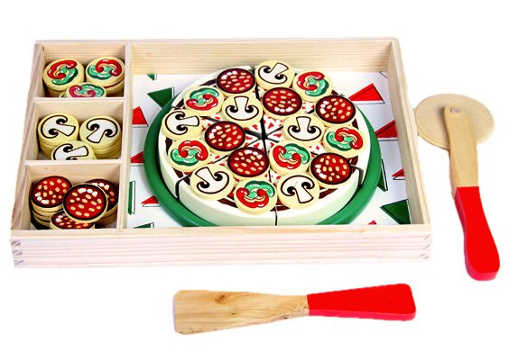 Готовим пиццу /26645/ РТ