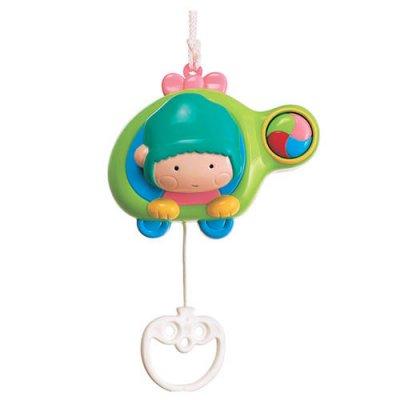 Музыкальная игрушка musical box Вертолетик/13921/Canpol