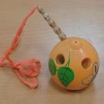 Шнуровка Апельсин /04253/РНТойс
