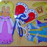 Шнуровка Принцесса /01557/РНТойс