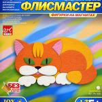 Аппликация из флиса Котофей/10653/Фантазер
