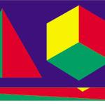 Мозаика Геометрические фигуры 3 /00469/Тедико