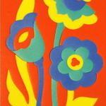 Мозаика Цветы/00505/Тедико