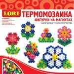 Фигурки на магнитах из термомозаики Цветы /09984/ LORI