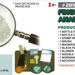 Набор для анализа отпечатков пальцев/26301/Eastcolight