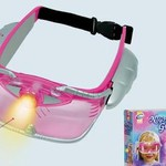 Набор шпиона очки ночного видения розовые /26289/Eastcolight