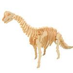 Динозавр Брахиозавр./09821/ Wooden Toy